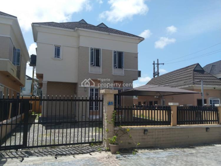3 Units 4 Bedrooms Duplex, Agungi, Lekki, Lagos, Semi-detached Duplex for Sale