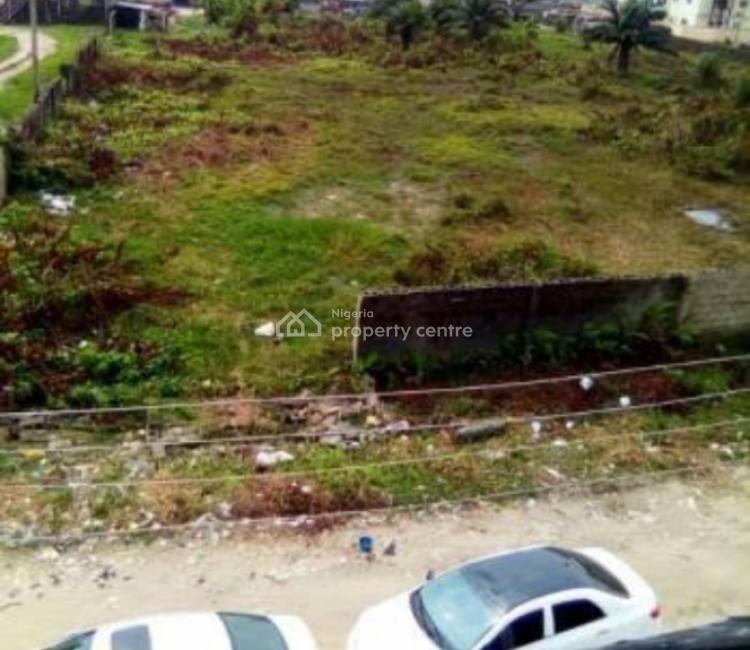 908 Sqm Corner Piece Land, Ikate, Lekki, Lagos, Mixed-use Land for Sale