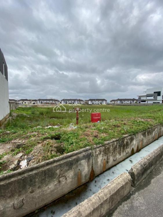 Waterfront 700sqm of Land., Pinnock Beach Estate, Osapa, Lekki, Lagos, Land for Sale