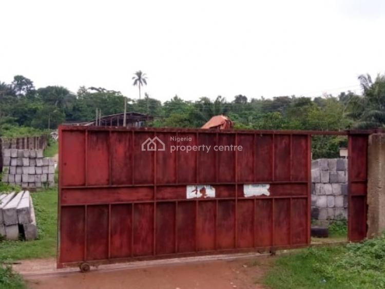 Operational Electric Poles Manufacturing Factory, Ikeja, Lagos, Factory for Sale