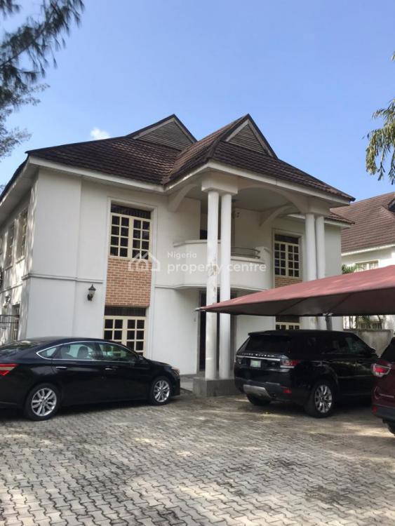 Fully Detached 5 Bedrooms Duplex, with a Bq, Carlton Gate Estate, Lekki Phase 2, Lekki, Lagos, Detached Duplex for Sale