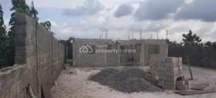 Uncompleted 4 Bedrooms Duplex, Atican Beach, Ogombo, Ajah, Lagos, Terraced Duplex for Sale
