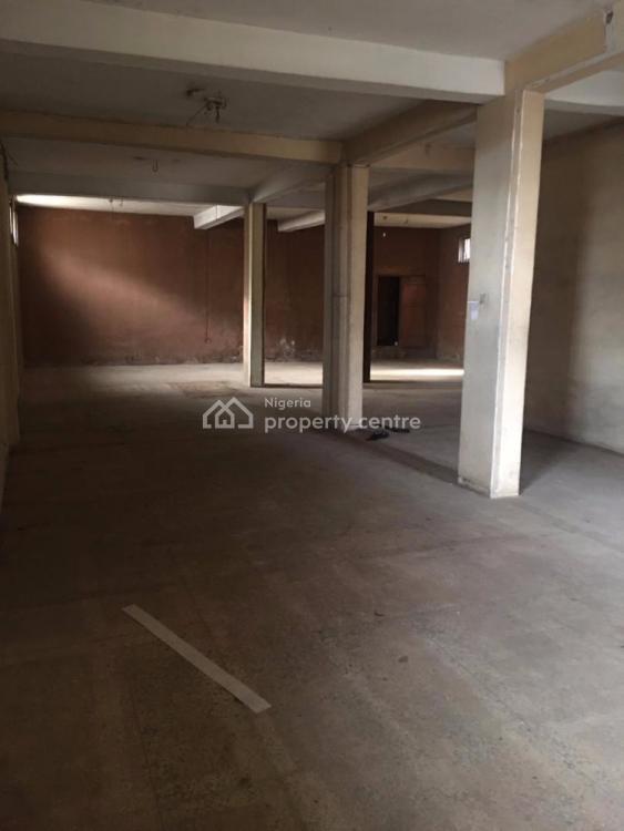 455 Sqm Open Space for Storage, Haruna, Jumofak, Ikorodu, Lagos, Warehouse for Rent