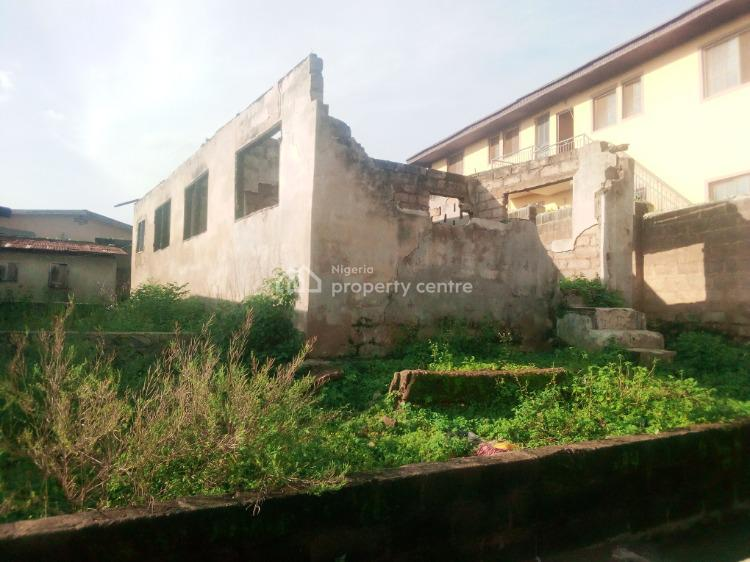 Half a Plot  of Land for Hostel Purpose, Agbowo U. I, Ibadan, Oyo, Detached Bungalow for Sale