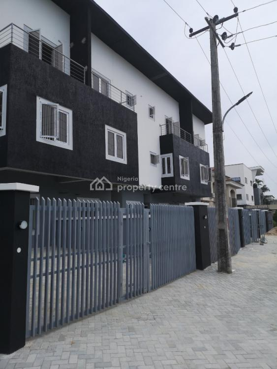 4 Bedroom Houses for Rent Near 2nd Roundabout, Lekki ...