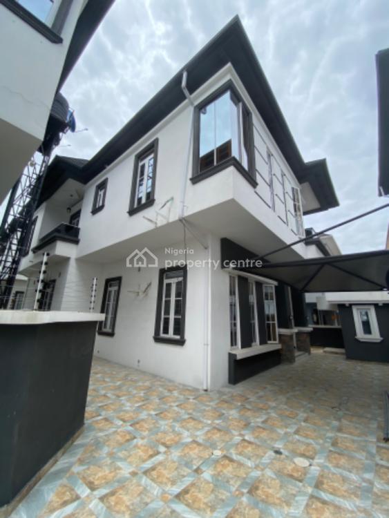 Luxury Brand New 4 Bedroom Semi Detached Duplex All En-suite with Bq, Osapa London, Osapa, Lekki, Lagos, Semi-detached Duplex for Rent