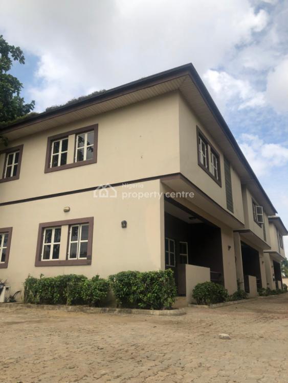 4 Bedroom Duplex in a Mini Estate., Ikeja Gra, Ikeja, Lagos, Terraced Duplex for Rent