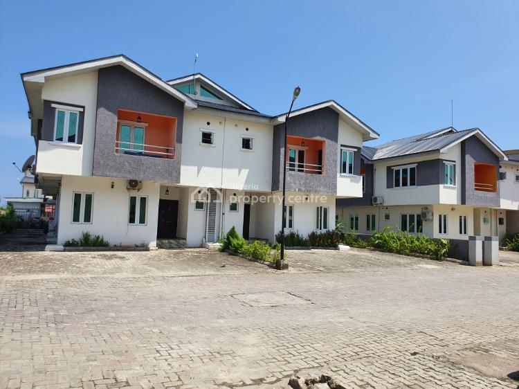 3 Bedroom Terrace, Ikate Elegushi, Lekki, Lagos, Terraced Duplex for Sale