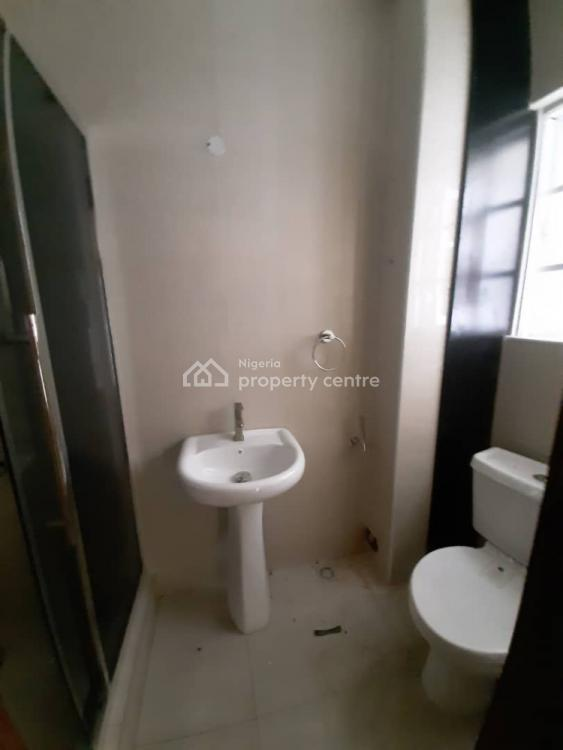 Super Finished Serviced One Room Selfcontained, By Nicon Town, Ikate, Lekki, Lagos, Self Contained (single Rooms) for Rent