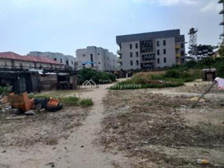 Strategic and Well Shaped 5,000sqm Land, Dideolu Estate, Victoria Island (vi), Lagos, Residential Land Joint Venture