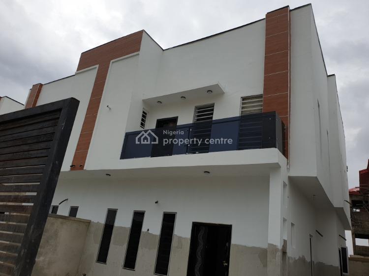 4 Bedroom House with Bq, Ikota, Lekki, Lagos, Semi-detached Duplex for Sale