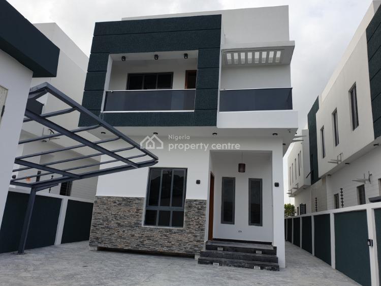 5 Bedroom Detached Duplex, Ikate, Lekki, Lagos, Detached Duplex for Sale