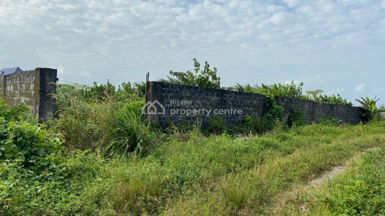 2 Plots of Fenced Land, Alatunse Road, Ibeju Lekki, Lagos, Residential Land for Sale