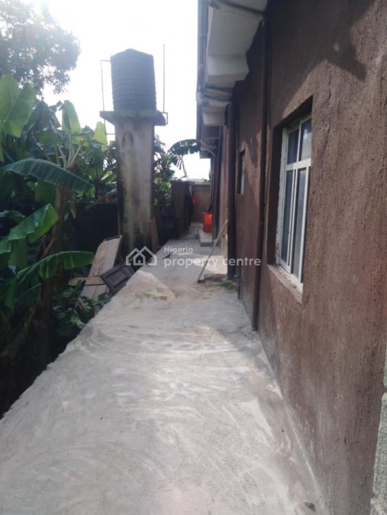 Luxury Room and Palour Self Contained, Off Offin Road, Oke-egan Bus/stop, Offin, Ikorodu, Lagos, Mini Flat for Rent
