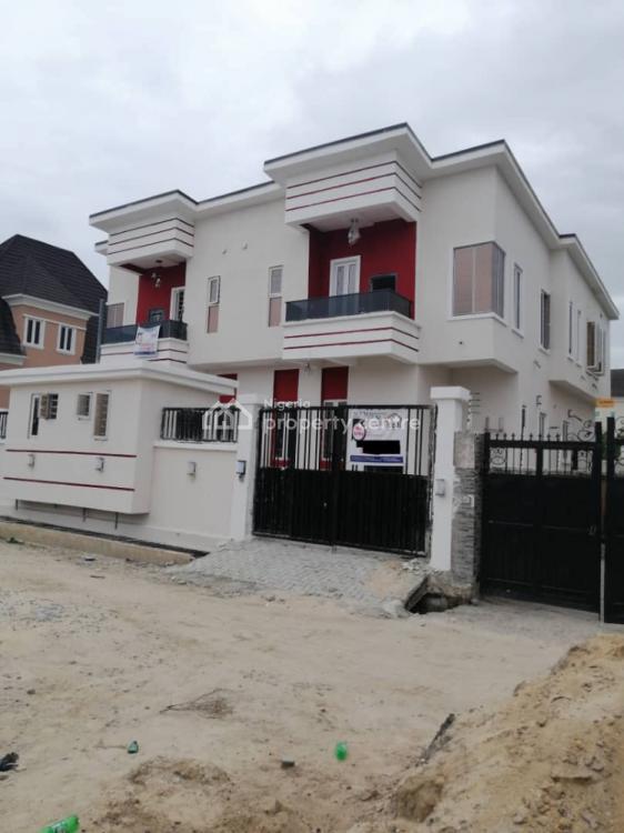 4 Bedroom Semi-detached Duplex, Royal View Estate, Ikota, Lekki, Lagos, Semi-detached Duplex for Sale