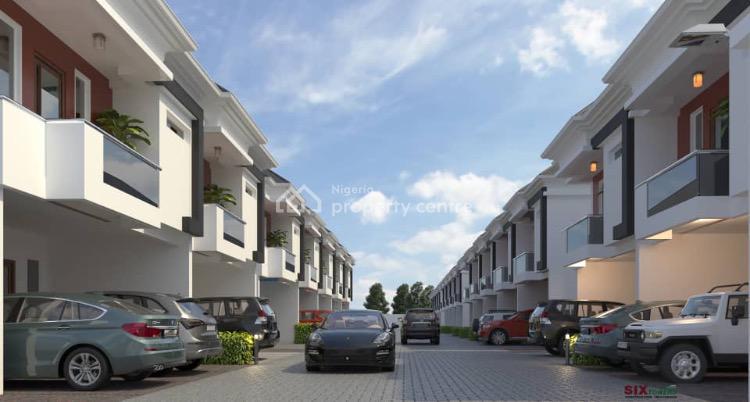 4 Bedroom Terrace Duplex, Ikota Villa Estate, Ikota, Lekki, Lagos, Terraced Duplex for Sale