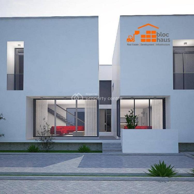 2 Bedroom  Maisonettes, Eleko Beach Road, The Value Eleko, Eleko, Ibeju Lekki, Lagos, Semi-detached Duplex for Sale