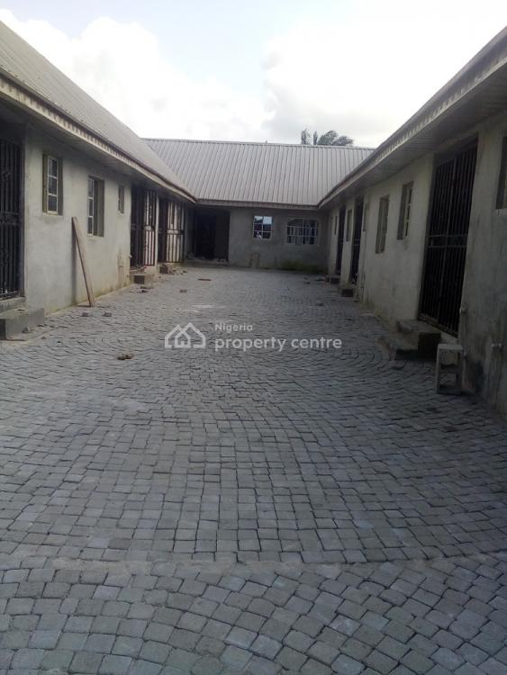 Luxurious Room and Parlour Self Contained, Bus Stop, Bogije, Ibeju Lekki, Lagos, Mini Flat for Rent