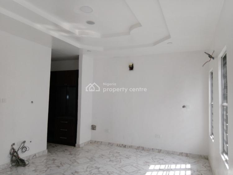 Newly Built 4 Bedroom Semi-detached Duplex with a Room Boys Quarters, Southern View Estate, Chevron, Second Tollgate, Lafiaji, Lekki, Lagos, Semi-detached Duplex for Sale