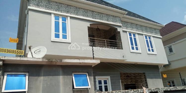 Spacious 5 Bedroom Fully Detached Duplex with a Bq, Megamound Estate, Ikota, Lekki, Lagos, Detached Duplex for Rent