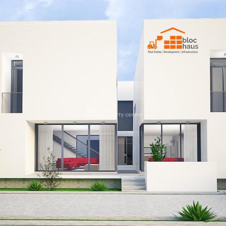 1 Bedroom  Maisonette ., Eleko Beach Road Lagos, Just 1 Minute Drive From Eleko Junction. The Vault Eleko Beach Road., Ibeju Lekki, Lagos, Semi-detached Duplex for Sale