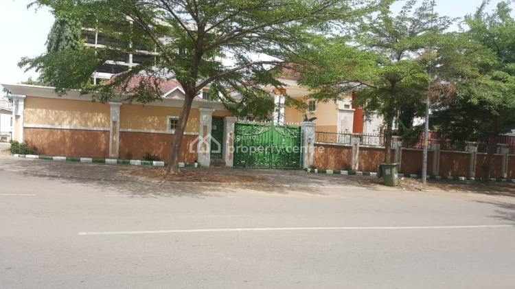 Brand New Luxury 5 Fully Detached Duplex Plus 2 Rooms Bq with Air Condition, Maitama District, Abuja, Detached Duplex for Rent