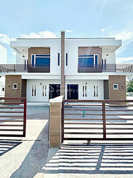 Exquisitely Built 4 Bedroom, Orchid, Lekki Expressway, Lekki, Lagos, Semi-detached Duplex for Sale
