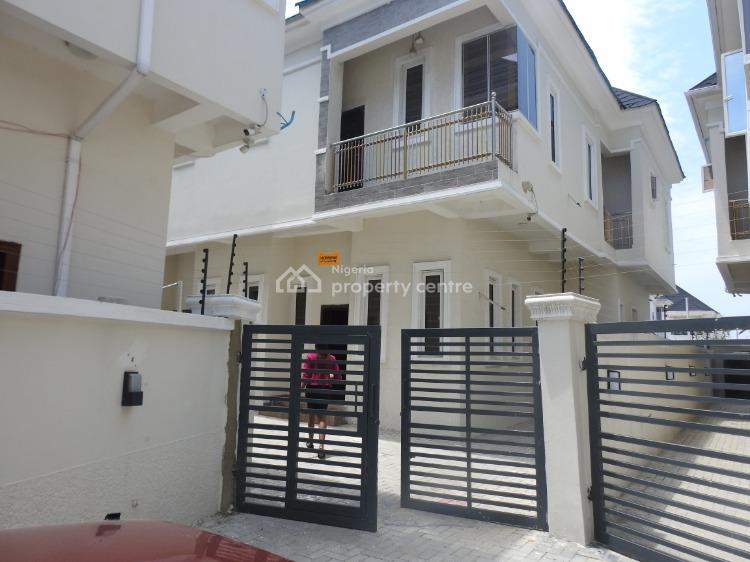 4 Bedroom Semi-detached House, Chevron Drive, Lekki, Lagos, Semi-detached Duplex for Sale