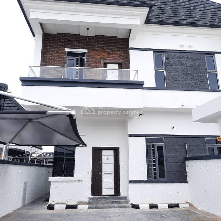 Luxury Apartment, 2 Second Toll Gate Chevron, Sangotedo, Ajah, Lagos, Semi-detached Duplex for Sale
