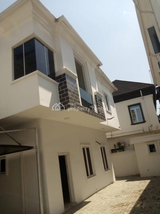 5 Bedroom Fully Detached Detached Duplex  Finished Contemporary Style, Chevron, Lekki, Lagos, Detached Duplex for Sale