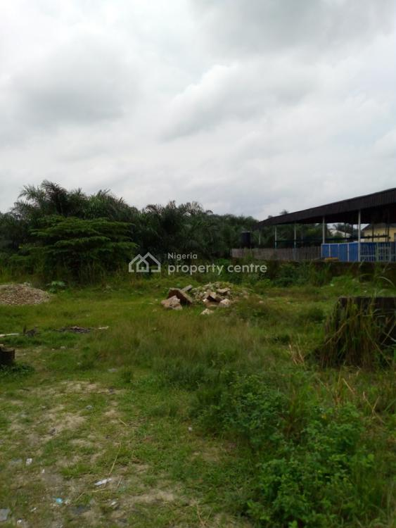 4 Plots of Land, Eliozu Road, Rumuduru, Port Harcourt, Rivers, Mixed-use Land for Sale