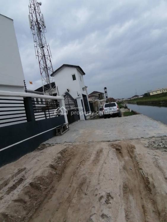 550sqm Bareland, After Pinnock Beach Estate, Osapa, Lekki, Lagos, Residential Land for Sale