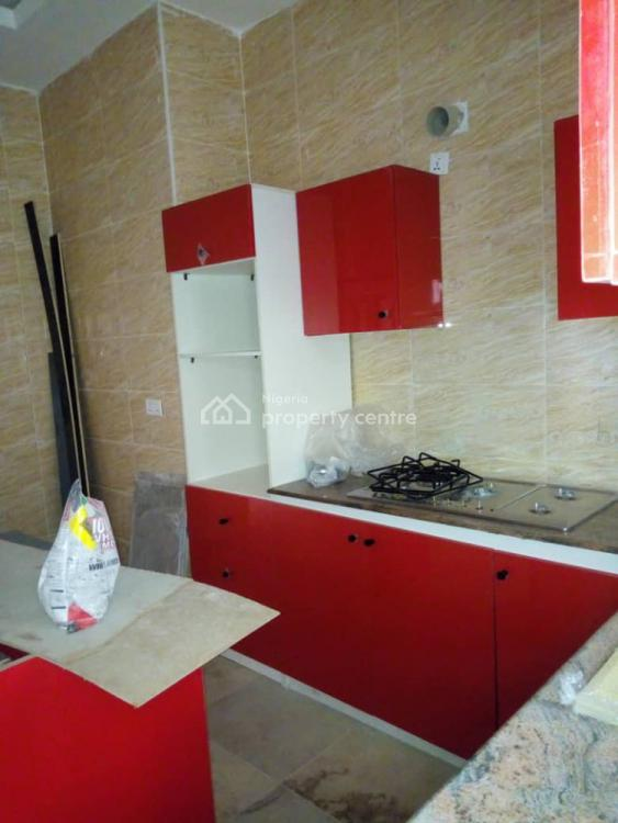 4 Bedroom Semi Detached Duplex  Finished Contemporary Style, Chevron, Lekki, Lagos, Semi-detached Duplex for Sale