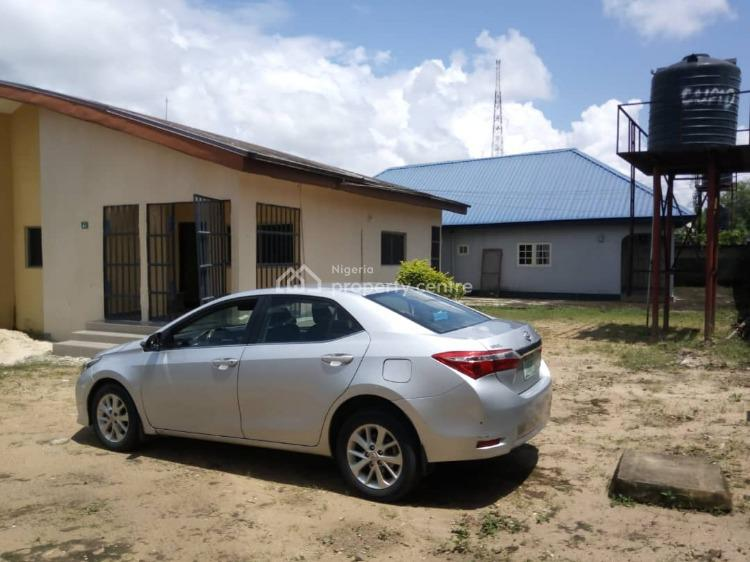 Bq - 2 Bedroom Flat with One Bedroom Ensuite, Shelter Afrique, Uyo, Akwa Ibom, Detached Bungalow for Sale