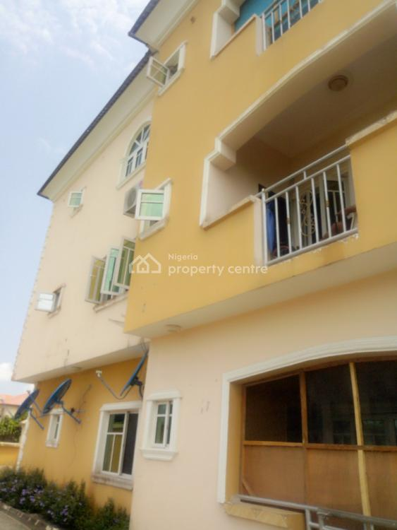a Room Shared Apartment Very Close to The Road, Peace Ville Estate, Badore Road, Ajah, Lagos, Self Contained (single Rooms) for Rent