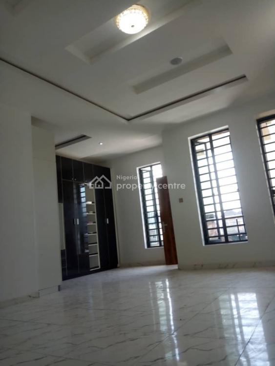 4 Bedroom Semi Detached Duplex with a Bq, Chevron, Lekki, Lagos, Semi-detached Duplex for Sale