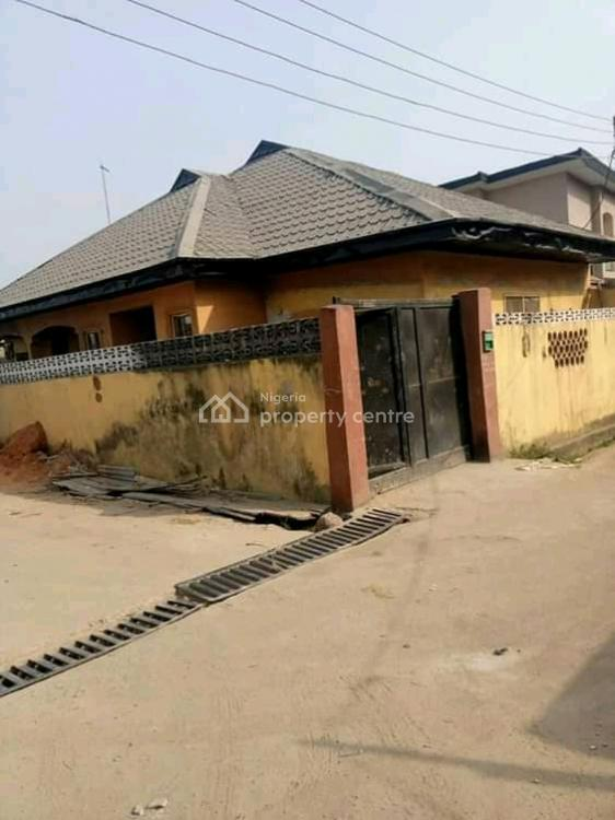 Newly Renovated 3 Bedrooom Bungalow, Tiled, Water, P.o.p, Bode Thomas, Surulere, Lagos, Detached Bungalow for Sale