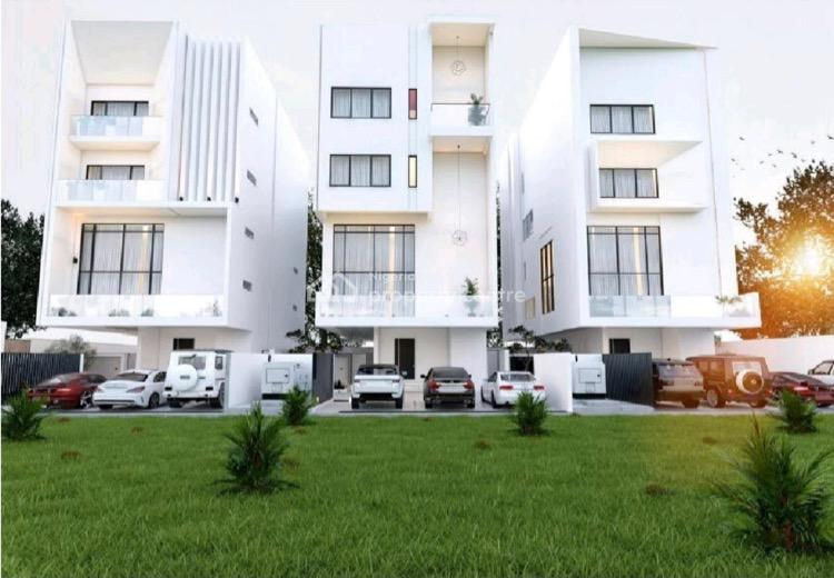 a Plush Five Bedroom Dream Home, Gerrard Road, Ikoyi, Lagos, Detached Duplex for Sale