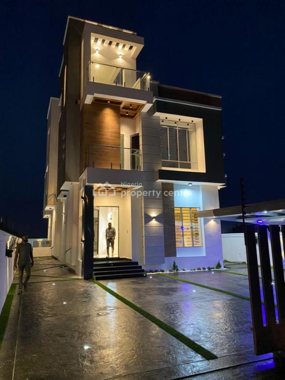 5 Bedroom Detached Duplex, Pinnock Beach Osapa London, Epe, Lagos, House for Sale