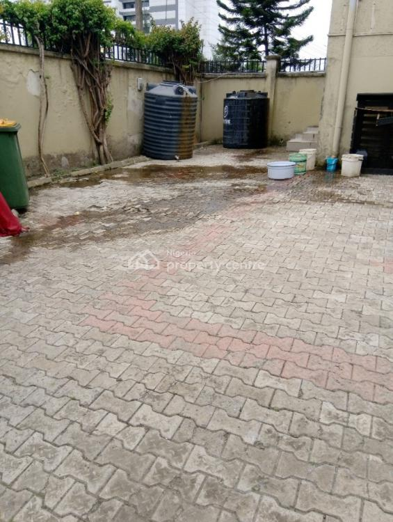 4 Bedroom Semi Detached Duplex for Office Use, Off Awolowo Road, South West, Falomo, Ikoyi, Lagos, Office Space for Rent