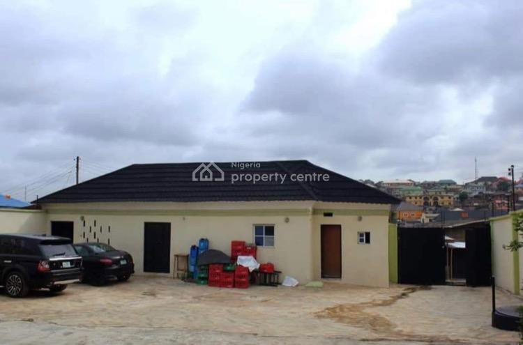 a Spacious Eight Bedroom Duplex, Idowu Shogbade Street Off Dosunmu Street, Haruna Off College Road., Ogba, Ikeja, Lagos, Detached Duplex for Sale