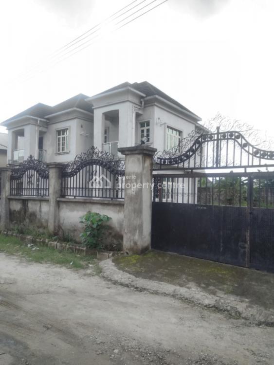 Well Finished 5 Bedroom Detached Duplex in a Serene Neighborhood, Rumuodara Eneka Road, Port Harcourt, Rivers, Detached Duplex for Sale
