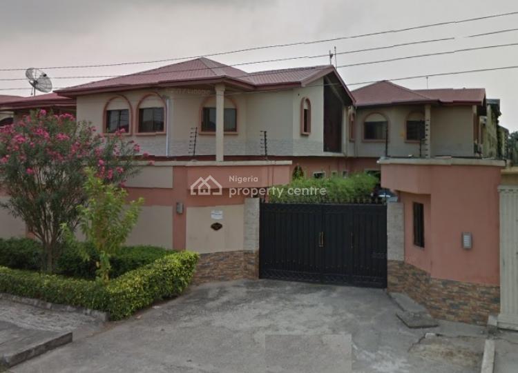 2 Wings of 4 Bedroom Semi-detached Duplex on 873sqm, Lekki Phase 1, Lekki, Lagos, Semi-detached Duplex for Sale