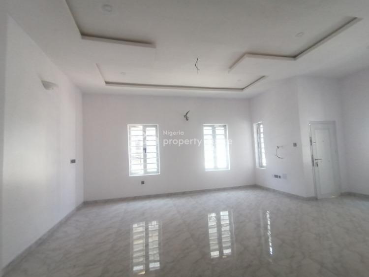 Tastefully Built Four Bedroom Semi Detached House with Bq, Oral Estate, Lekki Phase 1, Lekki, Lagos, House for Sale