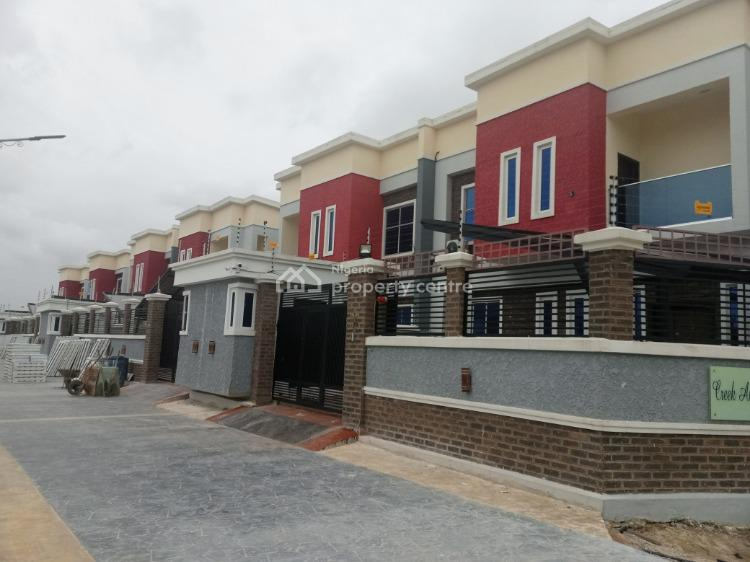 Fully Finished 4 Bedroom Terrence, Very Close to Vgc, Ikota, Lekki, Lagos, Terraced Duplex for Sale