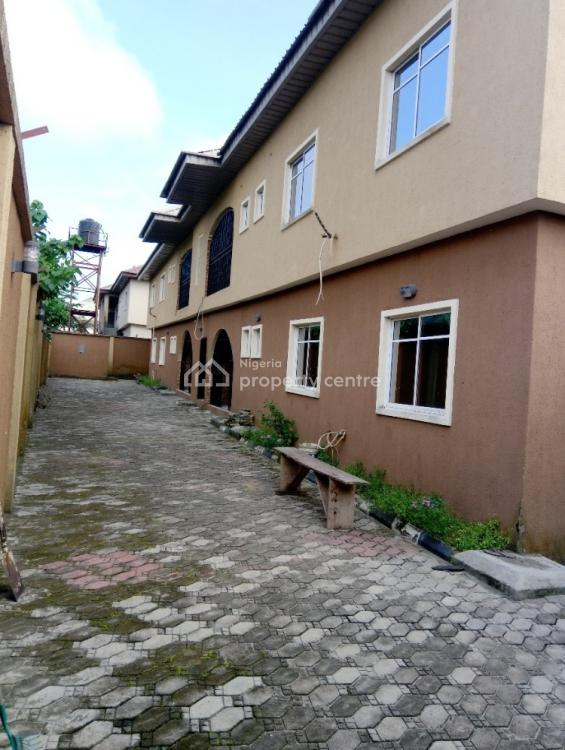 Newly Built and Well Finished 4 Units of 3 Bedroom Flats in a Gated Estate., Vintage Estate, Opposite Fara Park, Abijo, Sangotedo, Ajah, Lagos, Block of Flats for Sale