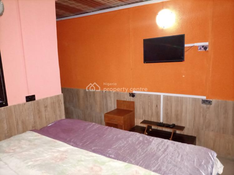 Serviced & Furnished Studio Room, Gated Area, Osapa, Lekki, Lagos, Self Contained (single Rooms) Short Let