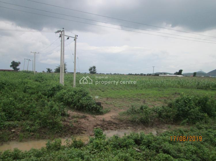 a Strategically Located Commercial Plot of Land By an Expressway, Giri- Gwagwalada Expressway, Giri, Gwagwalada, Abuja, Commercial Land for Sale