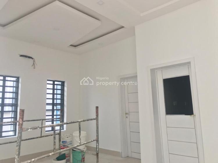 Spacious Four Bedroom Semi Detached House with Bq, Osapa London, Osapa, Lekki, Lagos, Semi-detached Duplex for Sale