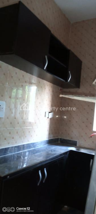 Brand New Clean 2 Bedroom Apartment, Off Allidada Street, Ago Palace, Isolo, Lagos, Flat for Rent